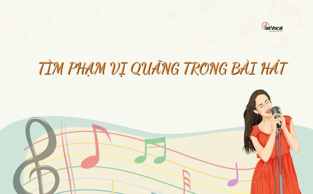 Phạm vi của bài hát