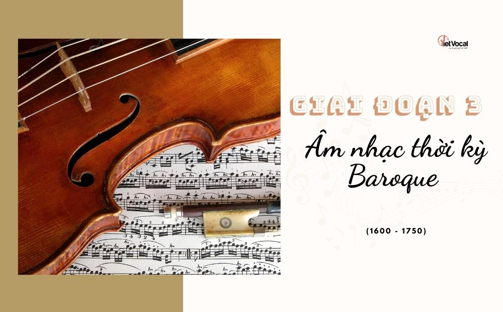 Âm nhạc thời kỳ Baroque