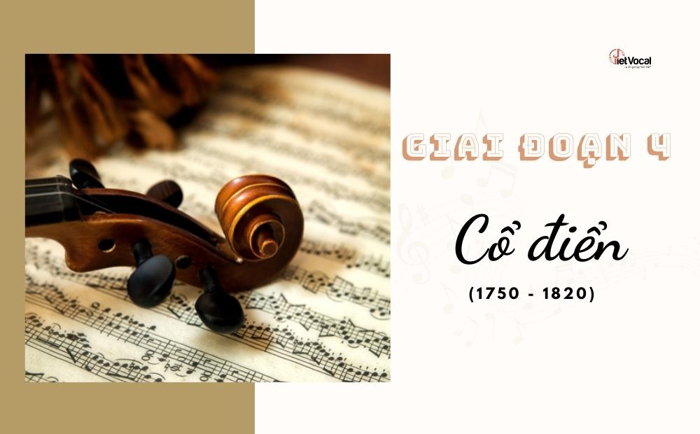 Kỷ nguyên âm nhạc cổ điển